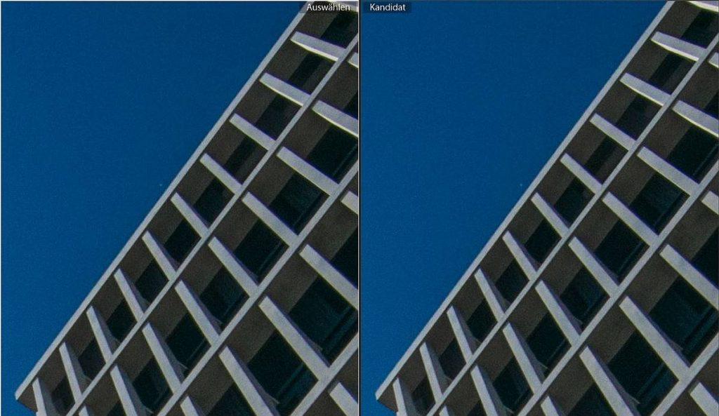 1:1-Ansicht-Original links - rechts verlustfrei DNG