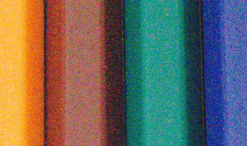 Bildrauschen - Farbrauschen bei hoher ISO