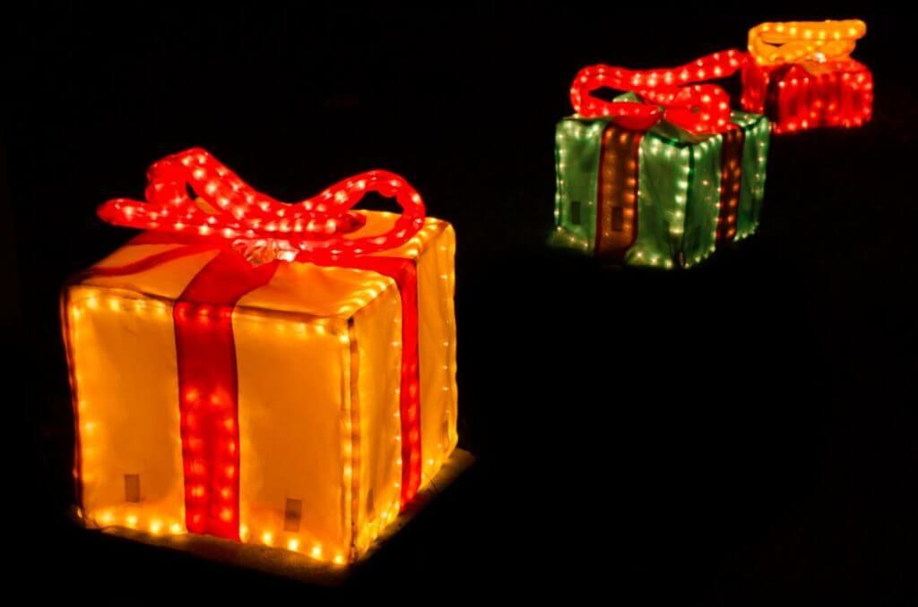 Geschenkkarten Geschenke