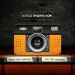 RetroCamera-App Modell The orange Box