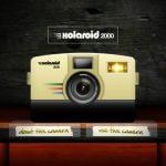RetroCamera-App Modell Xolaroid 2000