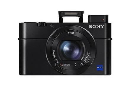 Sony DSC-RX-100iii Kompaktkamera mit RAW-Format