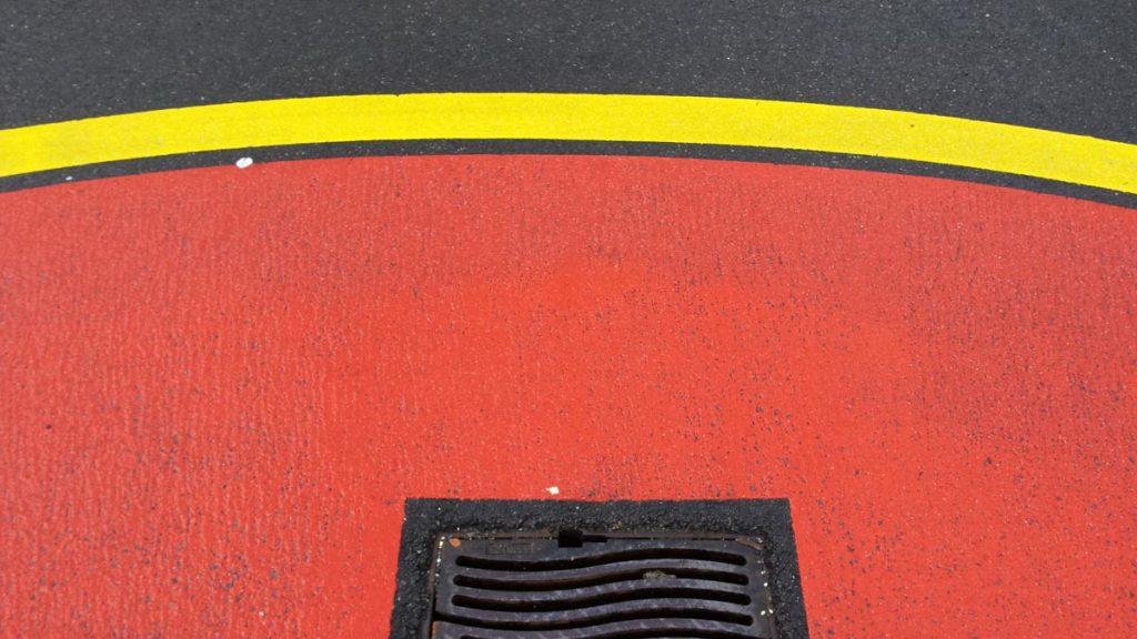 Tipps Fotografieren mit dem Smartphone - Strassenbemalungen
