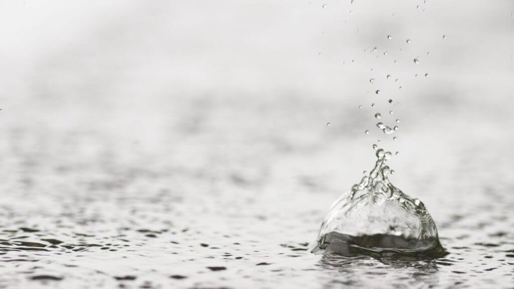 Wassertropfen - besser Fotografieren lernen