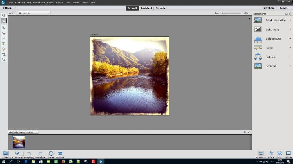 Adobe Photoshop Elements Editor