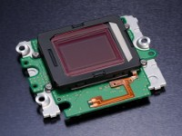 Bildsensor einer Nikon D7000