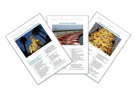 DigiSpick Fotokurs - das praktische Handout zum Ausdrucken