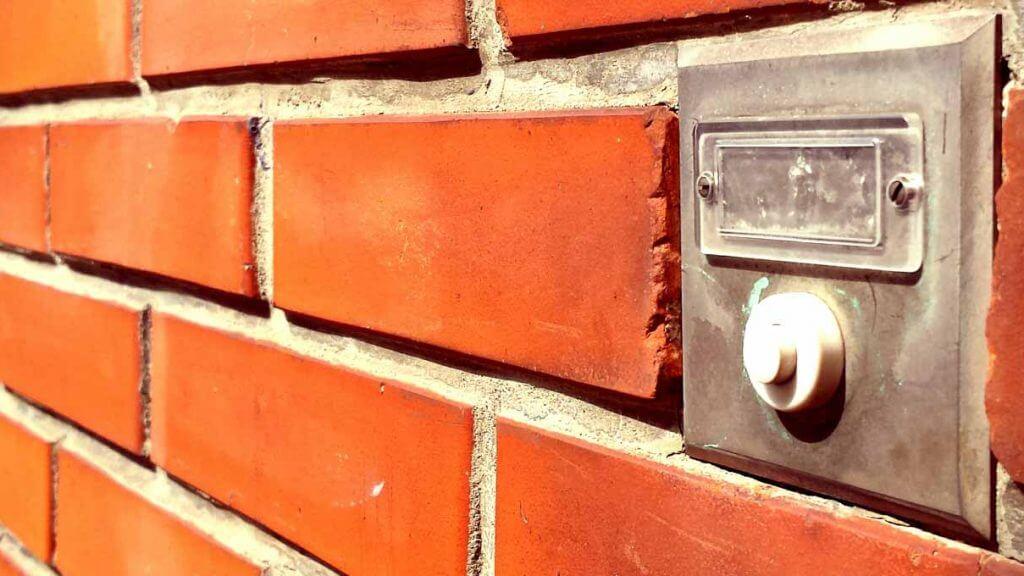 Haustürklingel - The little Orange Box - RetroCamera - App