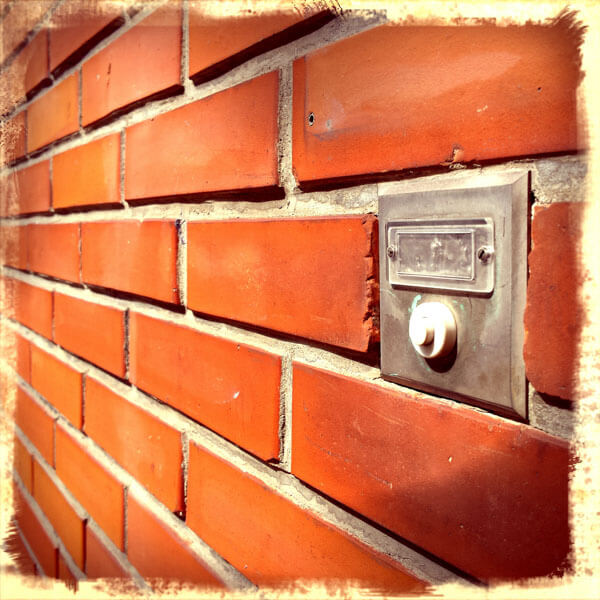 Haustürklingel - The Little OrangeBox - RetroCamera-App