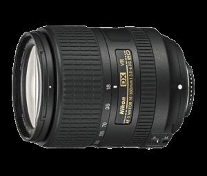 Nikon 18-300mm-Zoom - Zoom-Objektive
