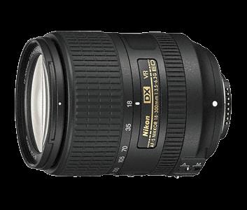 Nikon 18-300mm-Zoom