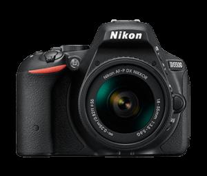 Nikon D5500 Halbformatkamera