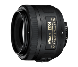 Nikon 35mm Festbrennweite
