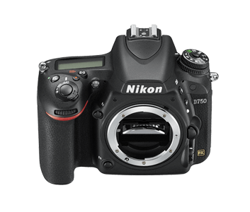 Spiegelreflexkamera Nikon D750