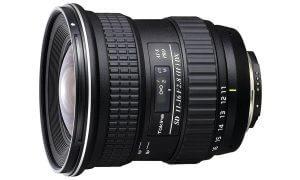 Welche Objektive kaufen? Tokina f/2.8 11-16mm Weitwinkelzoom