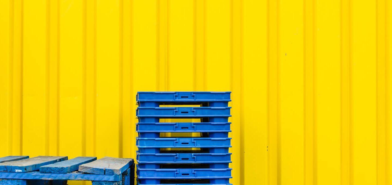 Farbe ins Spiel bringen - Industriequartier