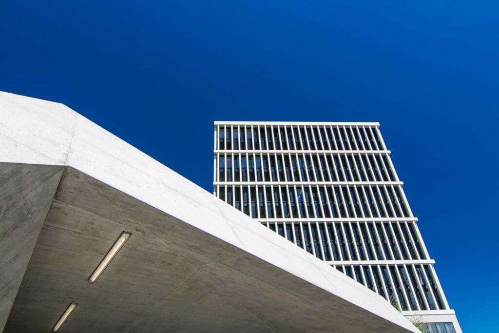 Ausgangsbild Bundesgericht St. Gallen