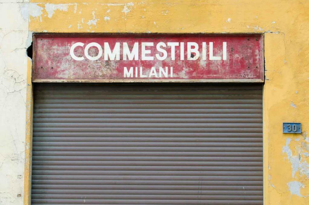 Comestibili Milani Locarno