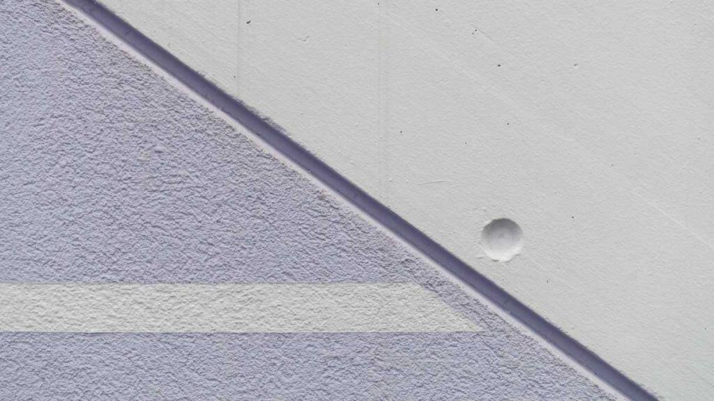 Diagonalen und Linien führen das Auge