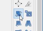 Drehen-Werkzeug auswählen - Horizont mit GIMP korrigieren