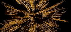 Effektvoll Zoomen - Weihnachtsbeleuchtung