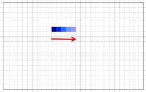Ein Motivpunkt = mehrere Pixel: Unschärfe