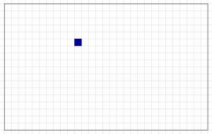 Ein Motivpunkt = 1 Pixel: Es entsteht Schärfe