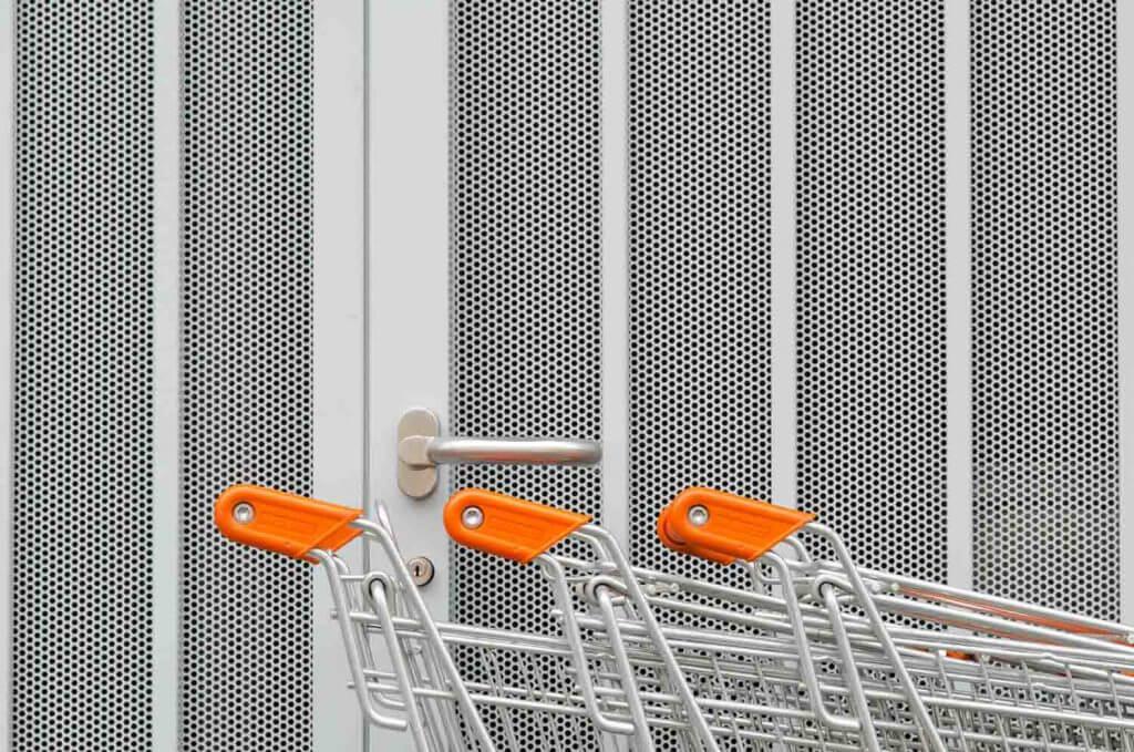 Einkaufswagen Details - bessere Fotos machen