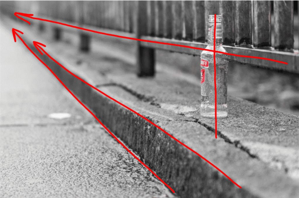 Linien und Verweilpunkte auf Bildern einzeichnen - Üben Sie an Bildern