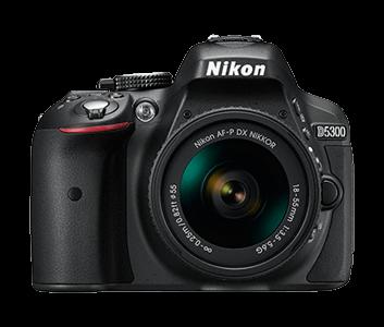 Erste Schritte mit der Spiegelreflexkamera - Nikon D5300