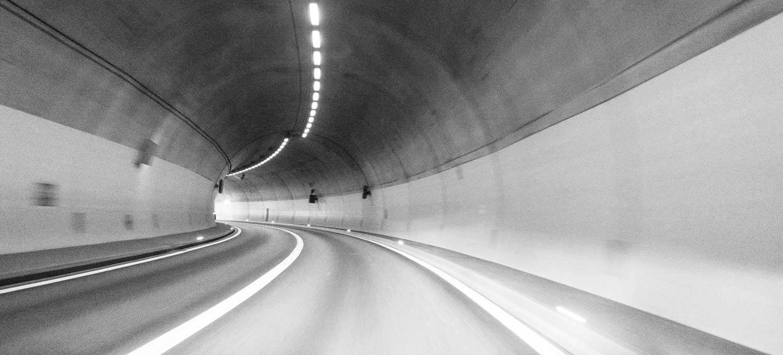 Fantastisch Tiefenwirkung Erzeugen   Im Sog Des Tunnels