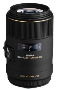Sigma Makro 105mm f/2.8 EX DG OS HSM