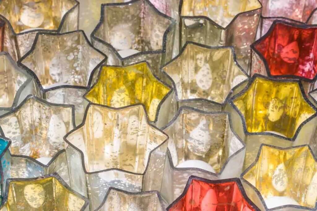 Sternengläser - Fotografieren am Weihnachtsmarkt