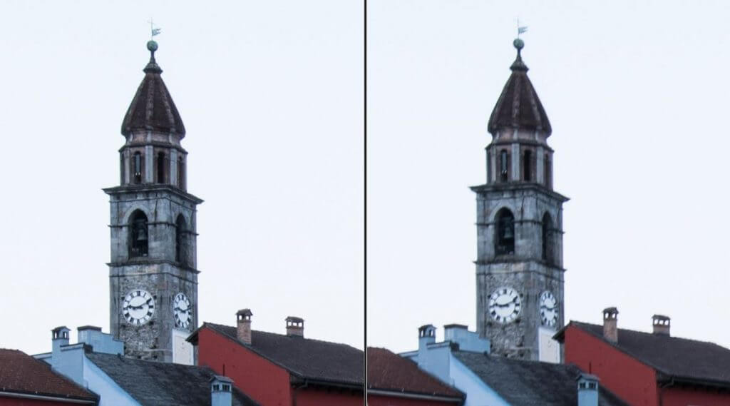 Kirchturm von Ascona