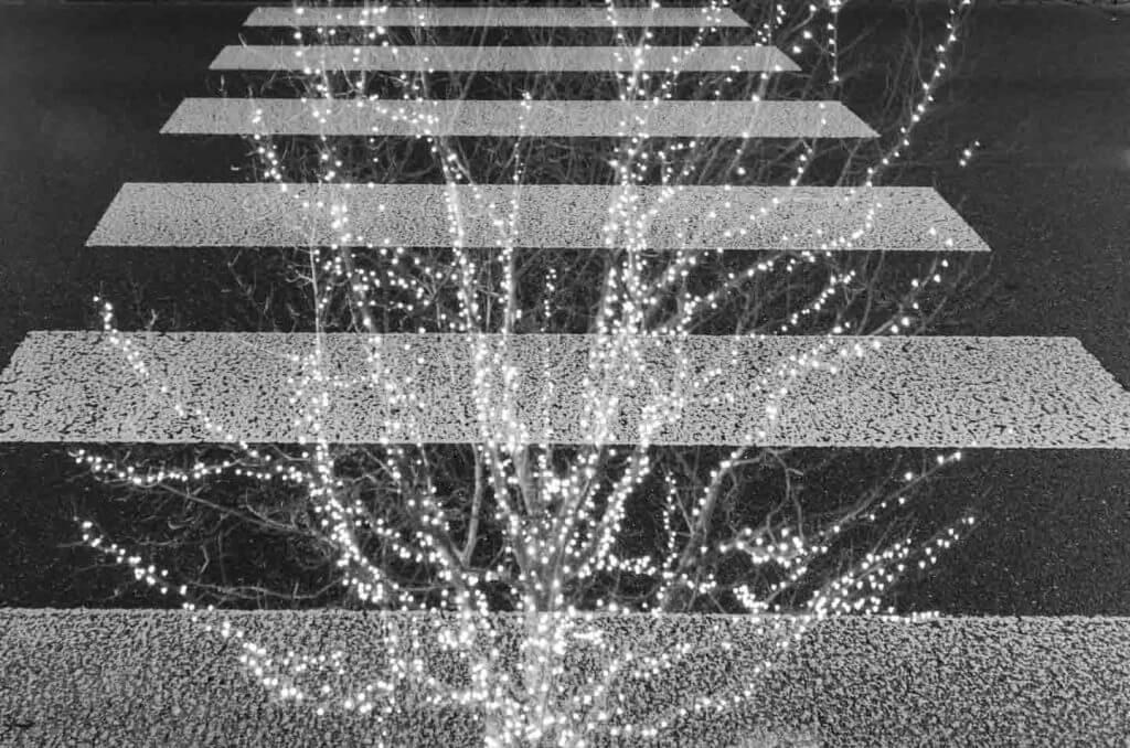 experimentele Doppelbelichtungen