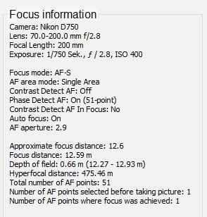 Fokus Informationen
