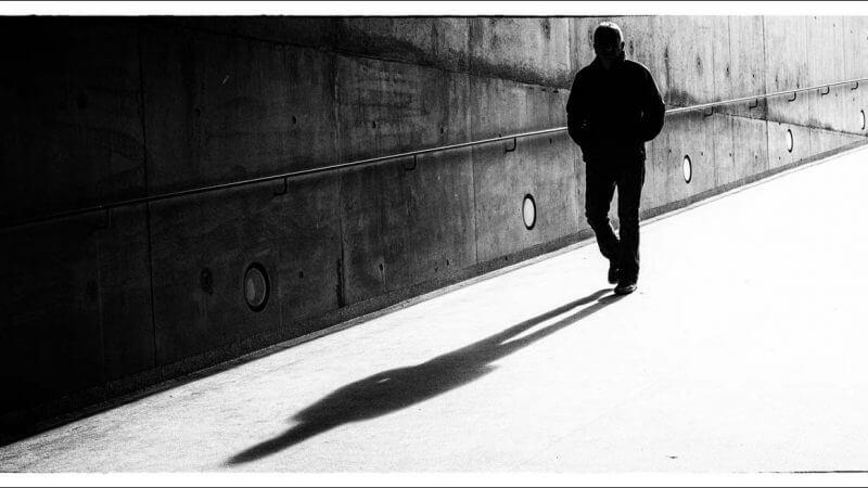 der richtige Augenblick - Streetfotografie