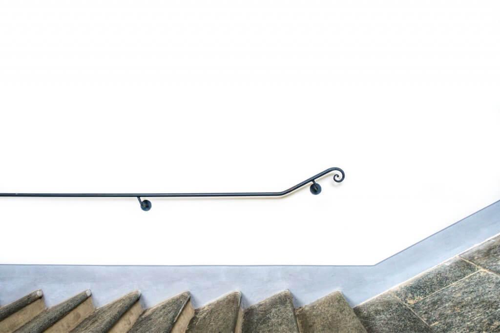 Wie entsteht ein gutes Foto - Treppe einmal anders