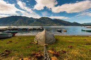 Am Lago Maggiore bei Minusio - Farben optimiert