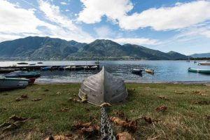 Am Lago Maggiore bei Minusio - unbearbeitet