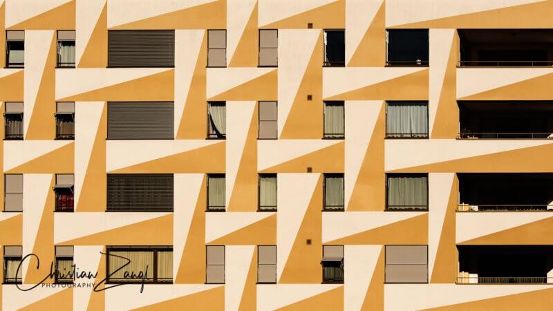 Architektur Wohnhaus in Minusio