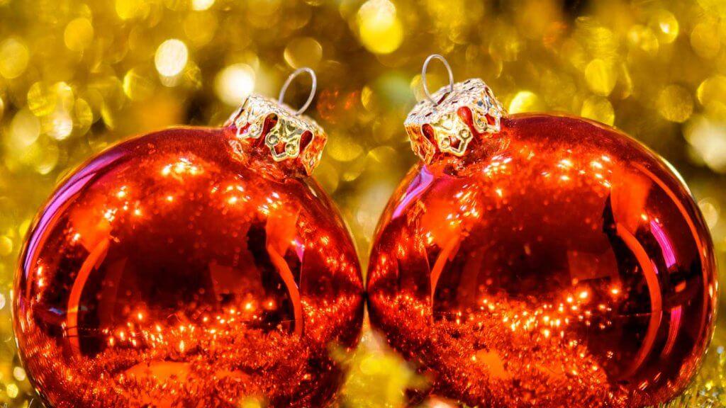 Weihnachtsmotive Weihnachtskugeln