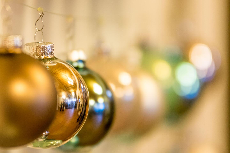 Am Weihnachtsmarkt fotografieren