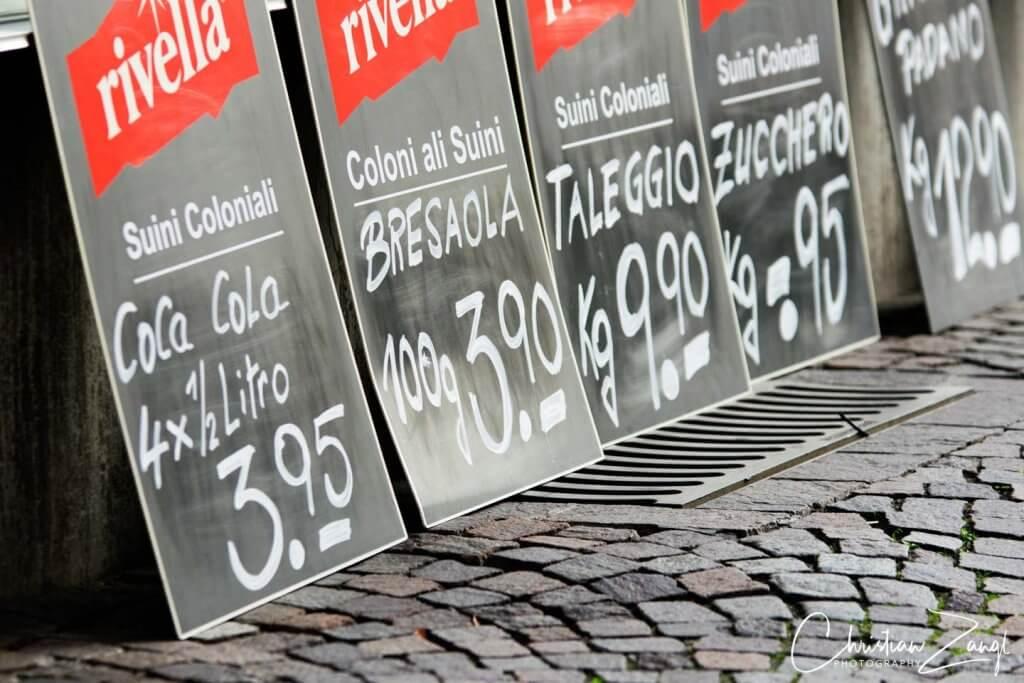 Locarno Altstadt-Gasse