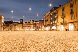 Piazza Grande in Locarno