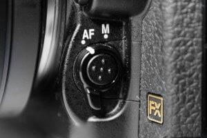 AF-Modus-Taste Fokusfalle einrichten
