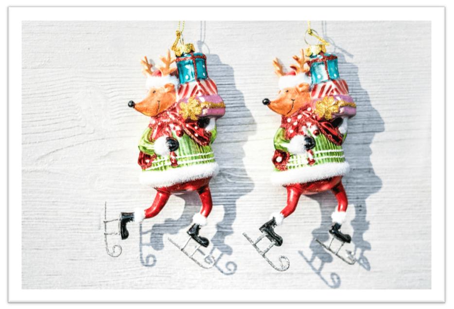 Weihnachtskarten kostenlos downloaden und drucken