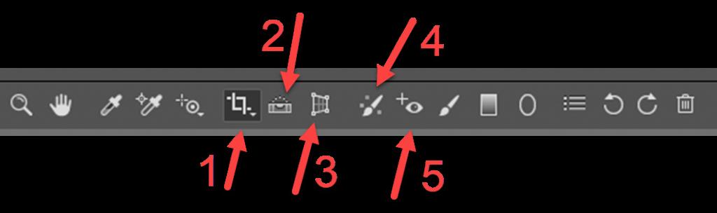 Camera RAW Werkzeuge Teil 2