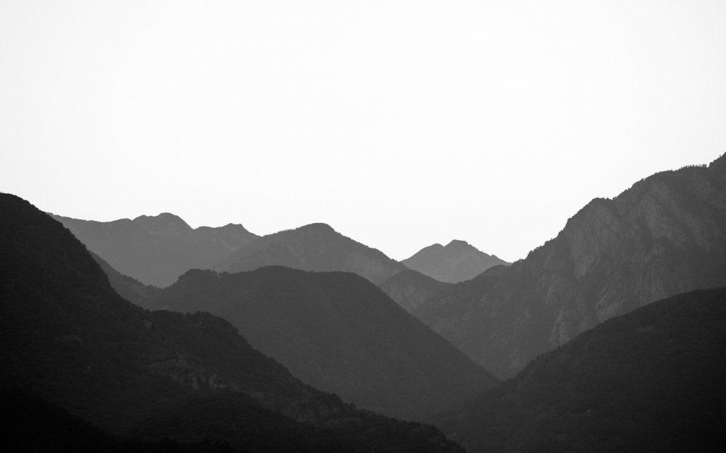 Landschaft mit Teleobjektiv fotografieren