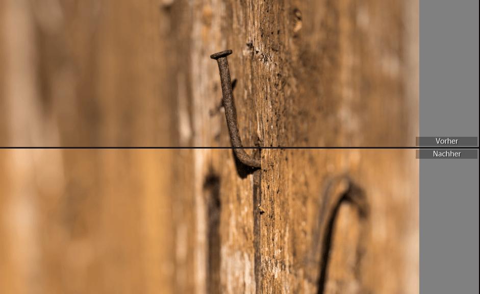 Tonwert-Regler Lichter und Tiefen